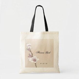 Cherry Blossoms Budget Tote Bag