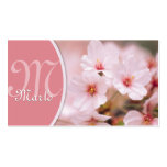 Cherry Blossoms Business Card
