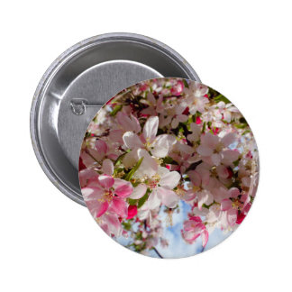 Cherry blossoms pin