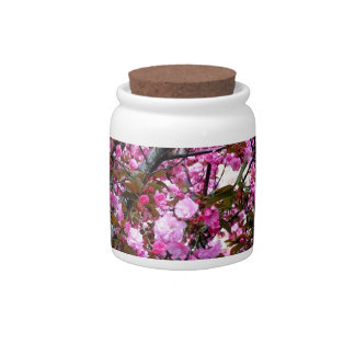 Cherry Blossoms Candy Dish