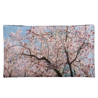 Cherry Blossoms Cosmetics Case Makeup Bags