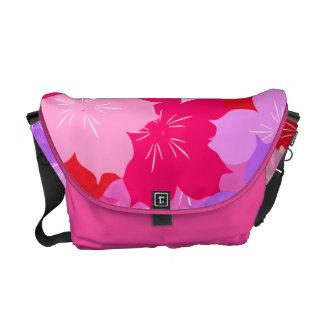 Cherry Blossoms Courier Bag