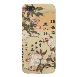 Cherry blossoms cover for iPhone SE/5/5s