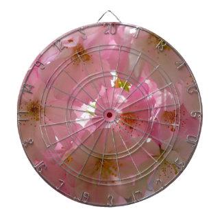 Cherry Blossoms Dartboards