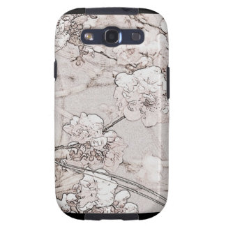 Cherry Blossoms Galaxy SIII Case
