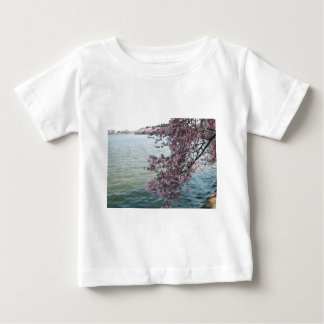 Cherry Blossoms in Washington DC Baby T-Shirt