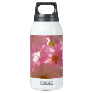 Cherry Blossoms Insulated Water Bottle