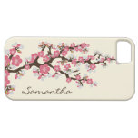Cherry Blossoms iPhone 5 Case-Mate Case (pink) iPhone 5 Covers
