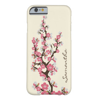 Cherry Blossoms iPhone 6 Case (pink)