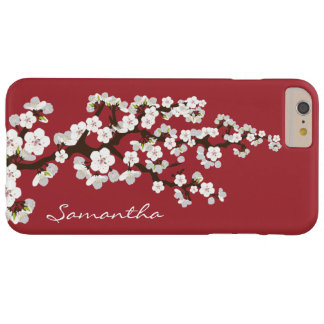 Cherry Blossoms iPhone 6 PLUS Case (red)