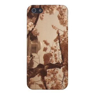 cherry blossoms jefferson memorial cases for iPhone 5