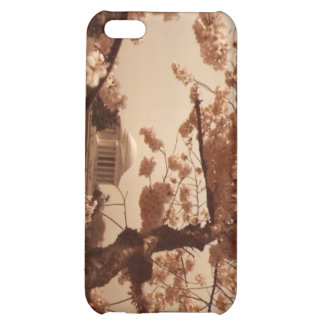 cherry blossoms jefferson memorial case for iPhone 5C