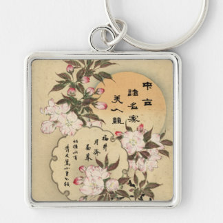 Cherry blossoms keychains