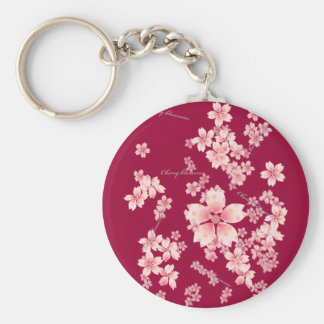 Cherry-blossoms Keychain
