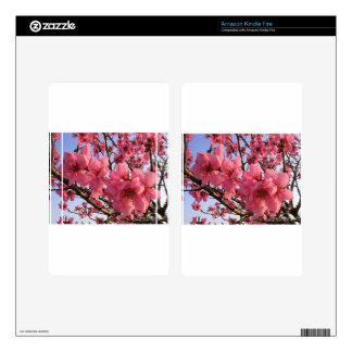 Cherry Blossoms Kindle Fire Skins