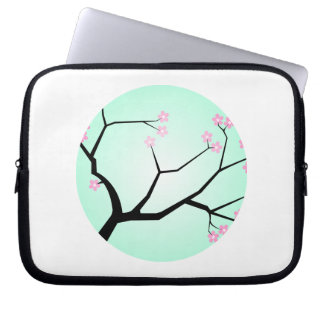 Cherry Blossoms Laptop Case