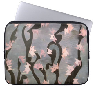 Cherry Blossoms Laptop Computer Sleeve