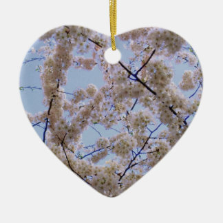 'Cherry Blossoms' Ornament