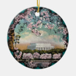 Cherry Blossoms Ornament