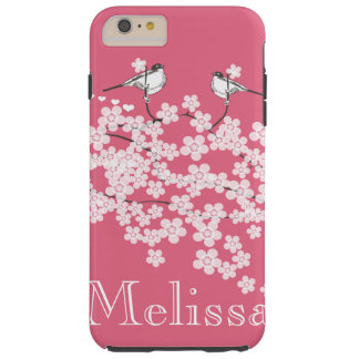 Cherry Blossoms Personalized iPhone case