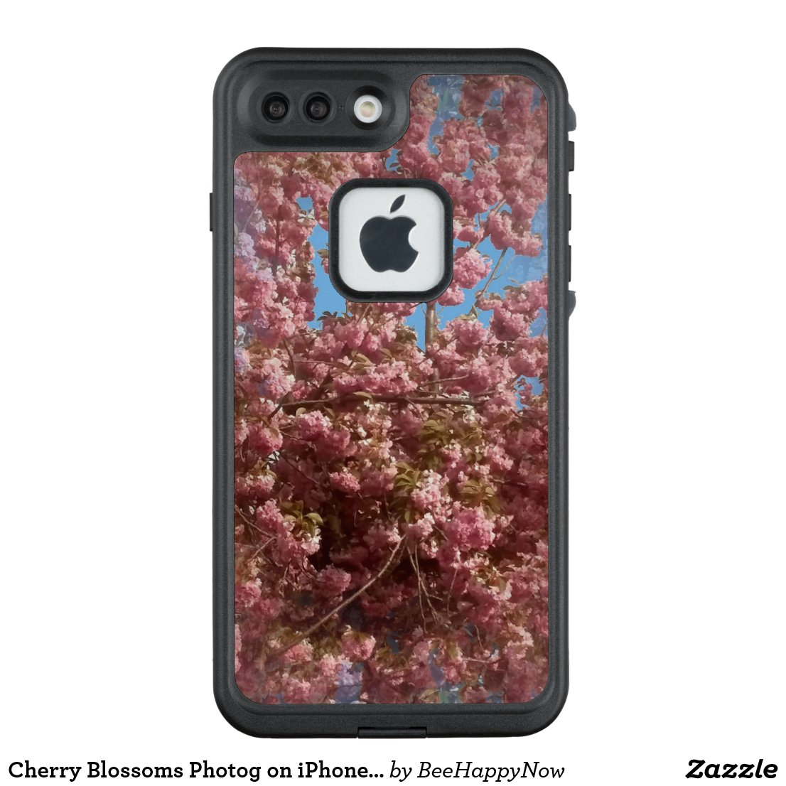 Cherry Blossoms Photog on iPhone 7 Cover