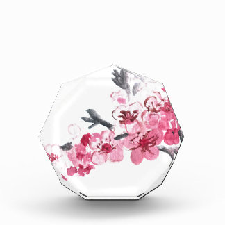 Cherry blossoms pink flowers award