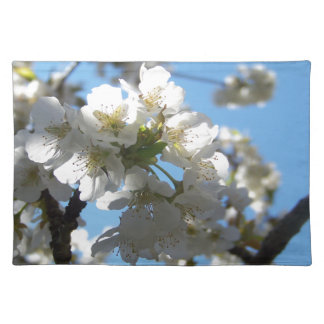 Cherry Blossoms Place Mats