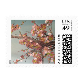 Cherry Blossoms Postage