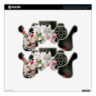 Cherry blossoms PS3 controller skin
