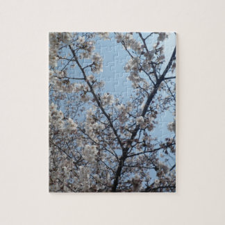 Cherry Blossoms Puzzle