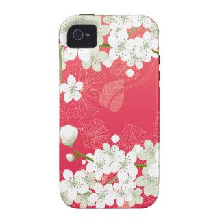 Cherry Blossoms Sakura Case-Mate iPhone 4 Covers