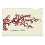 Cherry Blossoms Sakura iPad Mini Case (red)