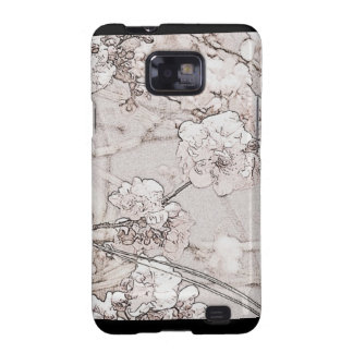 Cherry Blossoms Samsung Galaxy S2 Cases