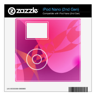 Cherry Blossoms Decal For iPod Nano