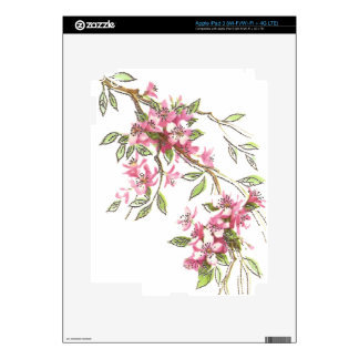 Cherry Blossoms iPad 3 Skins