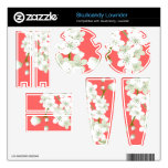 Cherry Blossoms Skullcandy Decal