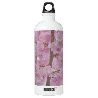 Cherry Blossoms,soft pink SIGG Traveler 1.0L Water Bottle