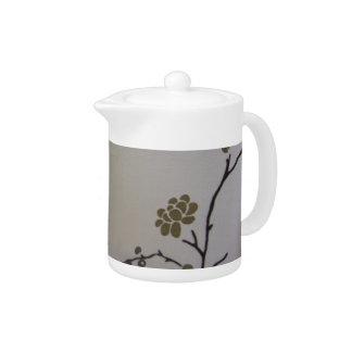 Cherry Blossoms Teapot