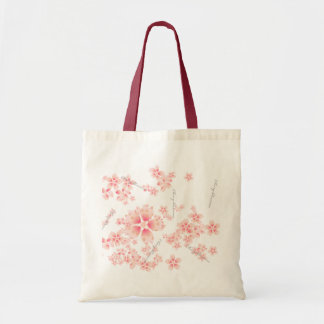 Cherry-blossoms Tote Bag
