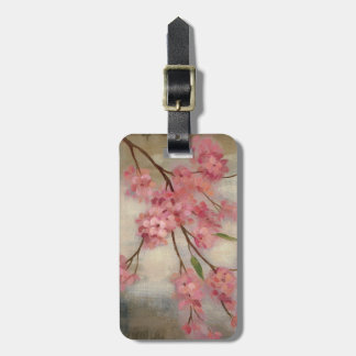 Cherry Blossoms Travel Bag Tags