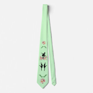 Cherry Blossoms & Tree Spirits Tie