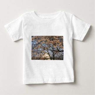 Cherry Blossoms Washington DC Baby T-Shirt