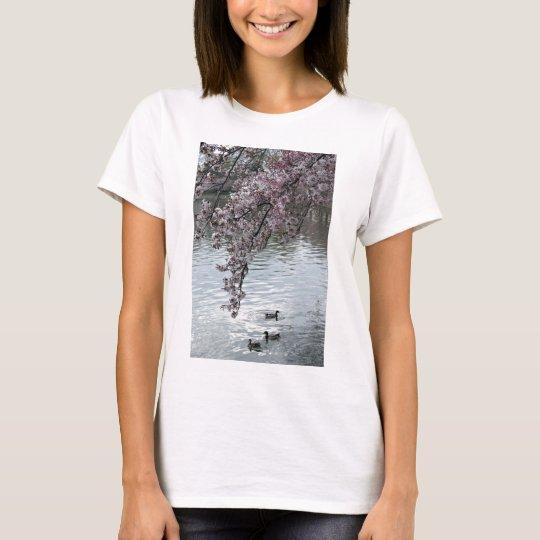 Cherry Blossoms Washington DC T-Shirt