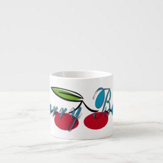 Cherry Bomb Espresso Cup