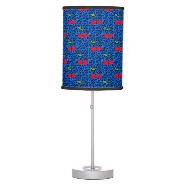 Halloween Themed Cherry Bomb Table Lamp