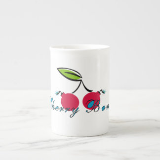Cherry Bomb Tea Cup