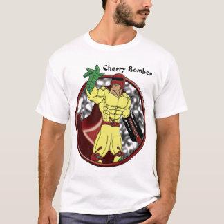 Cherry Bomber T-Shirt