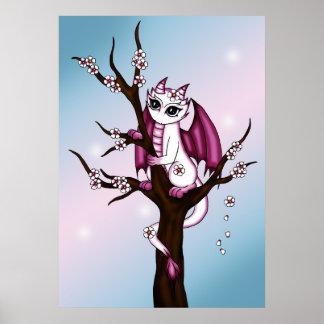Cherry Bottom Dragon poster