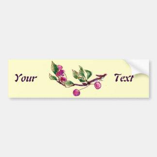 Cherry Branch Bumper Sticker