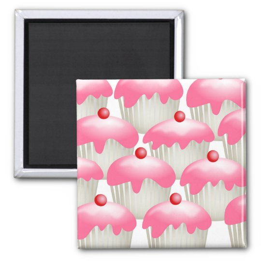 Cherry Buns Magnet